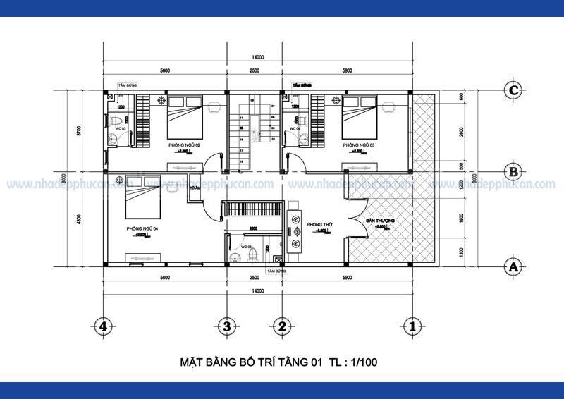 mat bang t2
