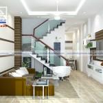 Mẫu thiết kế nội thất cho nhà phố 3 tầng