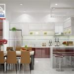 Mẫu thiết kế nội thất mang phong cách hiện đại
