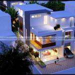 Tư vấn thiết kế biệt thự hiện đại 3 tầng – Diện tích 12x25m