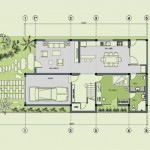Tư vấn thiết kế biệt thự 3 tầng diện tích 9x18m
